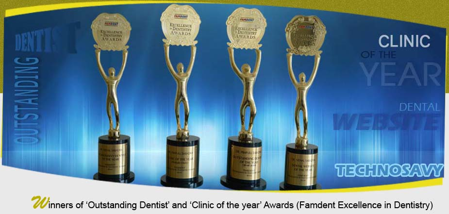 Honoring Outstanding Achievements in Dentistry